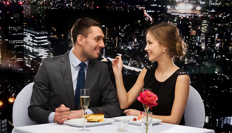 comment choisir un restaurant romantique